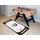 "Pittsburgh Penguins 30"" x 72"" Hockey Rink Runner"