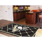 Pittsburgh Penguins 5' x 8' Area Rug