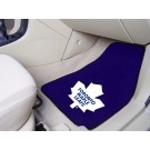 "Toronto Maple Leafs 18"" x 27"" Auto Floor Mat (Set of 2 Car Mats)"