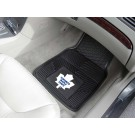 "Toronto Maple Leafs 17"" x 27"" Heavy Duty Vinyl Auto Floor Mat (Set of 2 Car Mats)"
