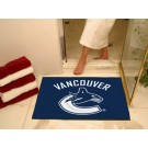 "Vancouver Canucks 34"" x 45"" All Star Floor Mat"