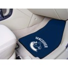 "Vancouver Canucks 18"" x 27"" Auto Floor Mat (Set of 2 Car Mats)"