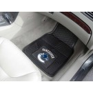 "Vancouver Canucks 17"" x 27"" Heavy Duty Vinyl Auto Floor Mat (Set of 2 Car Mats)"