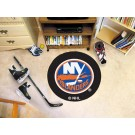 "New York Islanders 27"" Round Puck Mat"