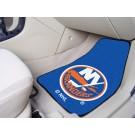 "New York Islanders 18"" x 27"" Auto Floor Mat (Set of 2 Car Mats)"