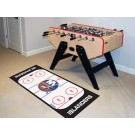 "New York Islanders 30"" x 72"" Hockey Rink Runner"