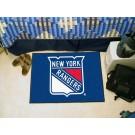 """New York Rangers 19"""" x 30"""" Starter Mat"""
