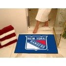 "New York Rangers 34"" x 45"" All Star Floor Mat"