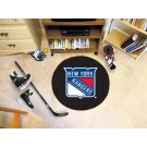 "New York Rangers 27"" Round Puck Mat"