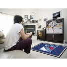 New York Rangers 4' x 6' Area Rug by