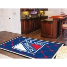 New York Rangers 5' x 8' Area Rug by
