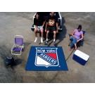 New York Rangers 5' x 6' Tailgater Mat by
