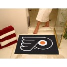 "Philadelphia Flyers 34"" x 45"" All Star Floor Mat"