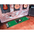 "Philadelphia Flyers 18"" x 72"" Golf Putting Green Mat"