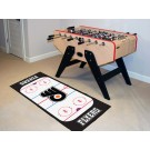 "Philadelphia Flyers 30"" x 72"" Hockey Rink Runner"