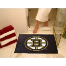 "Boston Bruins 34"" x 45"" All Star Floor Mat"