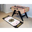 "Boston Bruins 30"" x 72"" Hockey Rink Runner"