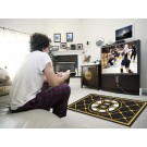 Boston Bruins 4' x 6' Area Rug