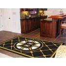 Boston Bruins 5' x 8' Area Rug