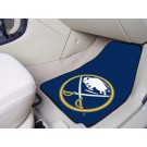 "Buffalo Sabres 18"" x 27"" Auto Floor Mat (Set of 2 Car Mats)"