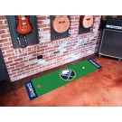 "Buffalo Sabres 18"" x 72"" Golf Putting Green Mat"