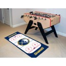 "Buffalo Sabres 30"" x 72"" Hockey Rink Runner"