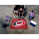 Carolina Hurricanes 5' x 6' Tailgater Mat by