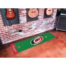 "Carolina Hurricanes 18"" x 72"" Golf Putting Green Mat"