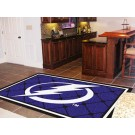 Tampa Bay Lightning 5' x 8' Area Rug