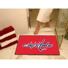 "Washington Capitals 34"" x 45"" All Star Floor Mat"