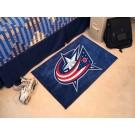 """Columbus Blue Jackets 19"""" x 30"""" Starter Mat"""