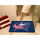 "Columbus Blue Jackets 34"" x 45"" All Star Floor Mat"