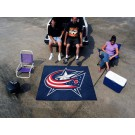 Columbus Blue Jackets 5' x 6' Tailgater Mat by