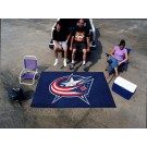 Columbus Blue Jackets 5' x 8' Ulti Mat