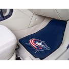 "Columbus Blue Jackets 18"" x 27"" Auto Floor Mat (Set of 2 Car Mats)"