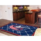 Columbus Blue Jackets 5' x 8' Area Rug by
