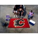 Calgary Flames 5' x 8' Ulti Mat