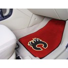 "Calgary Flames 18"" x 27"" Auto Floor Mat (Set of 2 Car Mats)"