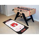 "Calgary Flames 30"" x 72"" Hockey Rink Runner"