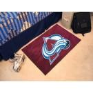 "Colorado Avalanche 19"" x 30"" Starter Mat"