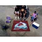 Colorado Avalanche 5' x 6' Tailgater Mat