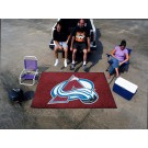 Colorado Avalanche 5' x 8' Ulti Mat by
