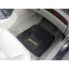 "Anaheim Ducks 17"" x 27"" Heavy Duty Vinyl Auto Floor Mat (Set of 2 Car Mats)"