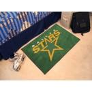 """Dallas Stars 19"""" x 30"""" Starter Mat"""