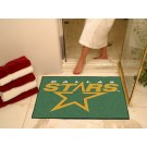 "Dallas Stars 34"" x 45"" All Star Floor Mat"