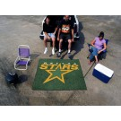 Dallas Stars 5' x 6' Tailgater Mat by