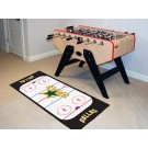 "Dallas Stars 30"" x 72"" Hockey Rink Runner"