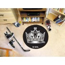 "Los Angeles Kings 27"" Round Puck Mat"