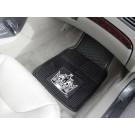 "Los Angeles Kings 17"" x 27"" Heavy Duty Vinyl Auto Floor Mat (Set of 2 Car Mats)"