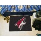 "Phoenix Coyotes 19"" x 30"" Starter Mat"